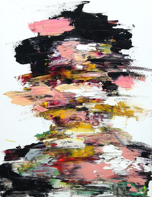 Shin KwangHo , paintings, erased faces, contemporary art, thealiceschoice